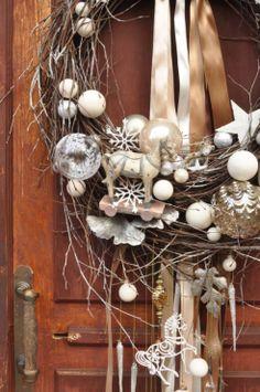 MADE AT HOME - Рождественские венки