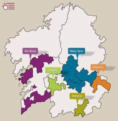 Galicia's Denominations of Origin