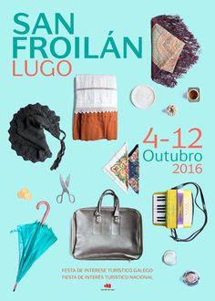 San Froilán 2015 de Lugo - Programa de las Fiestas. Ocio en Galicia   Ocio en Lugo. Agenda actividades. Cine, conciertos, espectaculos