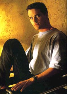 """Ben Conner (actor Paul Gross, aka """"Benton Fraser"""" from Due South). Detective, Callum Keith Rennie, Due South, Rage Against The Machine, Beautiful Men Faces, People Of Interest, My Buddy, Hot Actors, Old Tv"""