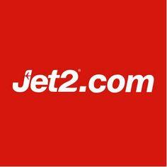 Jet2.COM Logo. (BRITISH).