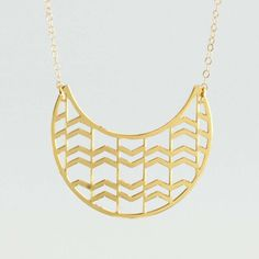 Canyon necklace by Kris Nations Jewels