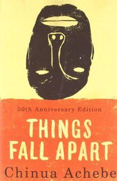 Things Fall Apart by Chinua Achebe, http://www.amazon.com/gp/product/0385474547/ref=cm_sw_r_pi_alp_lO4.qb1EGY1TY