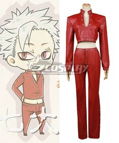 ad: The Seven Deadly Sins / Nanatsu no Taizai Ban Fox's Sin of Greed Cosplay Costume  The Seven Deadly Sins / Nanatsu no Taizai Ban Fox's Sin of Greed Cosplay Costume  http://www.shareasale.com/m-pr.cfm?merchantID=38080&userID=1079412&productID=605972546  #cosplay