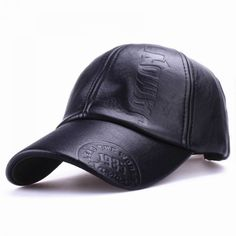 Cheap cap blackberry, Buy Quality cap mickey directly from China cap owl Suppliers: Xthree New fashion high quality fall winter men leather hat Cap casual moto snapback hat men's baseball cap wholesale Workout Accessories, Men's Accessories, Leather Baseball Cap, Baseball Hats, Baseball Lineup, Japan Baseball, Baseball Season, Baseball Players, Leather Hats