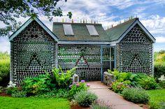Bottle House - Prince Edward Island