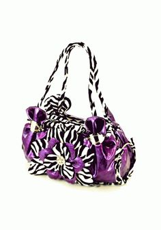 Google Image Result for http://thepursegirls.com/wp-content/uploads/2011/08/CMT-928F-Purple-Zebra-Flower-Handbag.gif