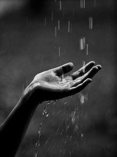 I Love the Raindrops on My Body...