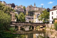 Holidays in Luxembourg -Book Luxembourg Tour Packages from Thomas Cook and get great deals on Luxembourg packages online. Plan your Luxembourg holidays with us now. Best Honeymoon Destinations, Romantic Destinations, Travel Destinations, Travel Tourism, Luxembourg Ville, Day Trip From Paris, Travel Europe Cheap, Menorca, Countries Of The World
