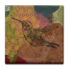 New Hummingbird Bright by Beldan on Etsy