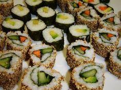 Gastbeitrag: Vegetarisches Sushi
