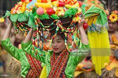 Stock Photo : Baguio Flower Festival (Panagbenga Festival)