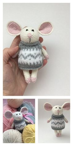 Elephant Edging Border [Free Crochet Pattern and Video Tutor… - Baby Crochet Pattern Free, Cute Crochet, Crochet Patterns, Crochet Ideas, Amigurumi Giraffe, Amigurumi Patterns, Knitting Projects, Crochet Projects, Mouse Crafts