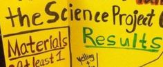 This Is The Science Project To End All Science Projects. Ha ha. This was just like me in school. Susan, in life your bosses will always resent you for telling the truth. Good luck!
