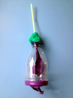 15 Coolest Science Projects for Kids -- They Erupt, Explode and Stick to the Wall! | iVillage.ca