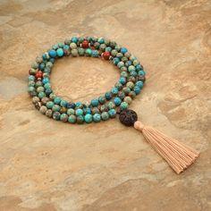 Meditation mala bead