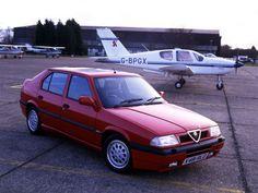 Alfa Romeo 33 Boxer 16V UK-spec (907) '1990–94