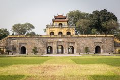 Imperial Citadel of Thang Long, Hanoi, Vietnam Vietnam Tours, Hanoi Vietnam, Vietnam Travel, Asia Travel, Next Holiday, Old Building, Ancient Architecture, World Heritage Sites, Travel Posters