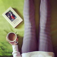 deep read_Moshi Moshi High Socks, Banana, Deep, Stockings, Bananas, Fanny Pack