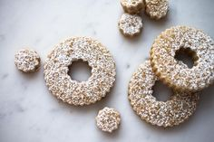 Swedish Rye Cookies from Food52 | Purl Soho - Create