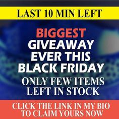 Last 10 MINUTES Left Biggest Giveaway Ever This Black Friday Closing Soon.  Only Few Items Left In Stock.  Claim Yours Now... P.S--- Link in my Bio. #collarbuddies