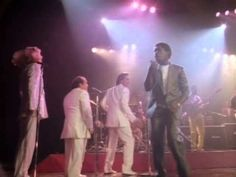 """""""When the Going Gets Tough, the Tough Get Going"""" by Billy Ocean - written for the movie the Jewel of the Nile which was a sequel to one of my favorite 80s movies, Romancing the Stone; I love how they included the stars into the video itself...very creative"""
