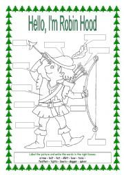 Print Math Worksheets 4th Grade Excel Robin Hood Coloring Page  Robin Hoods Robins And Worksheets Plotting Points Worksheets Word with Cause And Effect Matching Worksheets English Worksheet Robin Hood Three Digit Subtraction Worksheets Excel