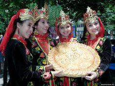 Uzbek hospitality.