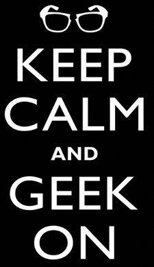 Geek On!