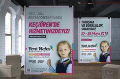 YENI NEFES AFIS TASARIMI by Fatih Cetin, via Behance
