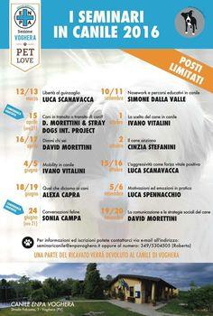Seminari in canile a Voghera: oggi si impara a scegliere il cane in canile con Ivano Vitalini :http://www.qualazampa.news/event/seminari-in-canile-a-voghera-oggi-si-impara-a-scegliere-il-cane-in-canile-con-ivano-vitalini/