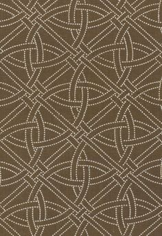 55691 Durance Embroidery Truffle by F Schumacher
