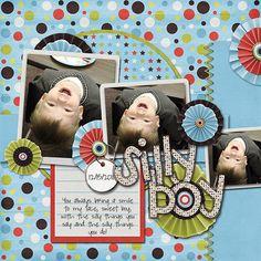 Silly Boy-3 Photos