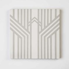 Empire Quartz Inspired by Art Deco design with modern neutral appeal, Empire Quartz' intricate designs make it an mesmerizing choice in larger spaces. Art Deco Tiles, Neutral Art, Encaustic Tile, Geometric Lines, Art Deco Design, Color Shades, Cement, Classic Style, Empire
