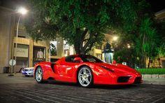 Ferrari Enzo Red hd wallpaper - #Ferrari #FerrariEnzoRedHd http://wallautos.com/ferrari-enzo-red-hd.html