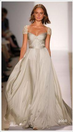 Robe de mariée de la créatrice La Belle Bobine haute couture - so beautiful!
