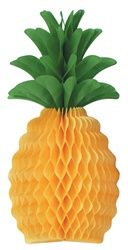 This Tissue Pineapple is one of the all-time favorite luau party decorations. Hang several all over your luau to create the perfect atmosphere or use this pineapple as a great luau party table centerpiece. 1 tissue pineapple per package Size: Pineapple Centerpiece, Luau Party Decorations, Party Table Centerpieces, Luau Theme Party, Hawaiian Luau Party, Centerpiece Decorations, Pineapple Decorations, Fiesta Party, Themed Parties