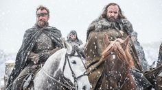 We've got some questions for Beric Dondarrian and the Lord of Light