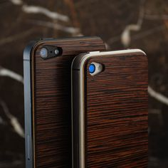 Back by popular demand, the Wenge iPhone Skins, available now!