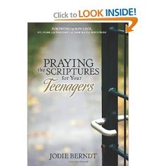 I take this book everywhere I go--perfect prayers for raising our beautiful children.
