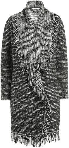 Vince Gilet en laine mélangée