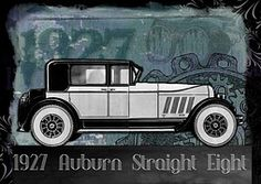 Jahrgang, Auto, Automobil, Auburn
