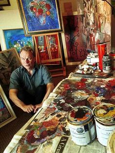 The counterfeiters: Inside the world of art forgery - Features - Art - The Independent