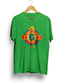 Grumpy Old Git Club Funny - Men's T-shirt. Perfect Gift or Present For Birthday.