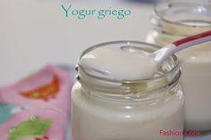 Fashion Cook: Yogur griego (Thermomix)