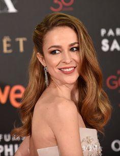¿Quién ha lucido la melena más espectacular en los Premios Goya? #peinados #hair