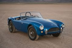 1962 AC Shelby Cobra CSX2000 Ur-Cobra - first V8 AC Cobra by Caroll Shelby made