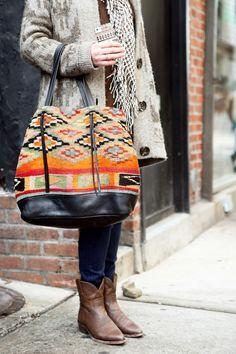 Winter Handbag Trends