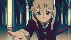 soul eater eyes | gif uploads cute anime kawaii brown hair soul smile soul eater Anime ...