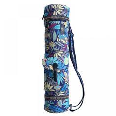 Yoga Gym Bag Yoga Mat Bag Waterproof Backpack Yoga Pilates Mat Case Bag For 72*15cm Street Price Ropa, Calzado Y Complementos